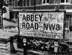 Abbey Road. London, England. - 5x7 fine art photography print. $20.00, via Etsy.