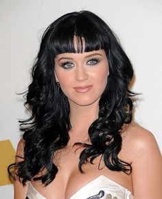 Katy Perry Stunning Hair Styles Looks Collection. Also See more Celebrity Hair Styles Looks Collections. Special Occasion Hairstyles, Fancy Hairstyles, Celebrity Hairstyles, Hairstyles With Bangs, Girl Hairstyles, Pin Up Hair, Love Hair, Hair Styles 2014, Curly Hair Styles