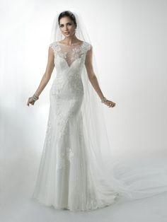 Maggie Sottero Wedding Dresses - Style Savannah Marie 4MW060/4MW060MC