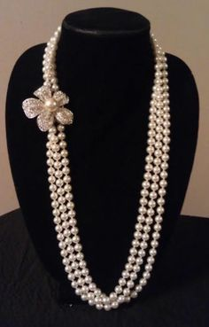 Premier Designs High Fashion Jewelry Opening Night Necklace Prissy Pin