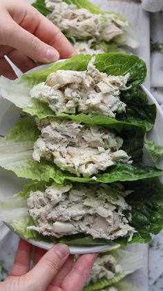 Low Carb Chicken Salad, Chicken Meal Prep, Chicken Salad Recipes, Simple Chicken Salad, Chicken Salads, Healthy Low Carb Recipes, Keto Recipes, Healthy Snacks, Healthy Eating