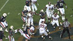 2013 Auburn vs. Alabama Highlights, featuring the voice of Rod Bramlett. November 30, 2013 Iron Bowl, Auburn, AL