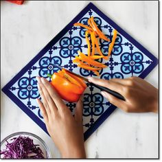 """Avon Living Campaigns 7-10 '16 www.youravon.com/hslocomb SERAFINA COLLECTION GLASS CUTTING BOARD   Nonskid feet, dishwasher-safe, 13.75"""" x 9.75"""", textured surface.         Item#: 895-185  Price:  $12.99"""