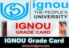 Students, who participate for Term End Examination can check and download IGNOU Grade Card from this page. :-http://indguru.com/2017/ignou-grade-card/26200/