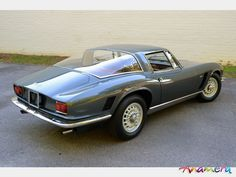 1966 Iso Grifo 350 GL Coupe - (GL 650082)