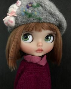Šťastný nový rok ❤️❤️❤️ Asha zvyklý Suedolls BelBly beret ---------- #suedolls #alpacareroot #alpacarerootbly # # # # # # # # # # # # # # # # # # # # # # # # # # # # # # # # # # # customblythedolls #dolls #blythelove #belbly #alicetears #instadoll #instafotografia #instadolls #instaphoto #eyechipsjg #eyechips #eyechipsjgblythecustom