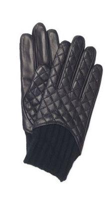 Sabrina Glove. Love the quilting.