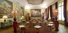 tea rooms | tea room Jaquemart andre 1024x494 9 Cosy Things to do in Paris in ...