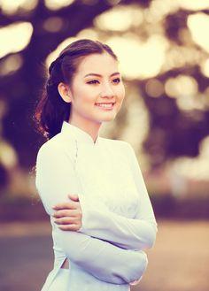 I like her smile <3
