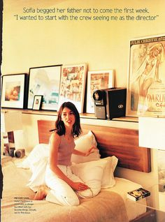 old sofia coppola photo