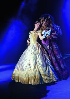 Disney's Musical Die Schöne und das Biest vom 27.11.2013 bis 22.12.2013 im Theater 11 Zürich. Tickets: www.ticketcorner.ch/disney-die-schoene-und-das-biest