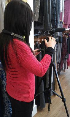 #dress like a #movie #star. @oxfam ireland #charity