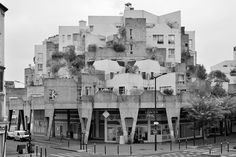Les Etoiles at Ivry-sur-Seine by Nigel Green for B