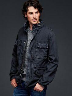 Fatigue jacket Product Image