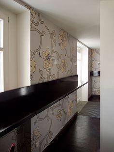 Tapetenprojekt BOK Asia Imbiss Altona #tapete #wallpaper