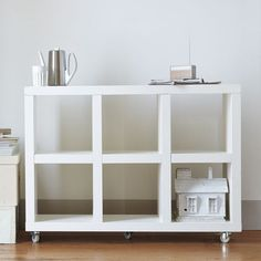 """Rolling Storage - 3x2 