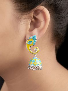 The Loom- An online Shop for Exclusive Handcrafted products comprising of Apparel, Sarees, Jewelry, Footwears & Home decor. Funky Jewelry, Cute Jewelry, Beaded Jewelry, Jewelry Accessories, Jewelry Design, Women Jewelry, Ethnic Jewelry, Silver Jewellery Indian, Silver Jewelry