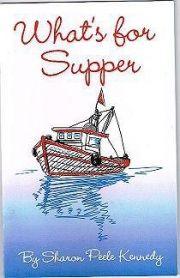 You can now get a copy of Sharon Peele Kennedy's Cookbook at the locations listed below  Hatteras Graveyard of the Atlantic Museum Lee Robinson's General Store Harbor Seafood Hatteras Harbor Marina Burrus Red & White  Frisco Frisco Rod & Gun  Buxton Buxton Village Books Conner's Supermarket  Avon Askins Creek Gas & Mart  Rodanthe Island Convenience  Manteo Manteo Booksellers  Nags Head Austins Seafood