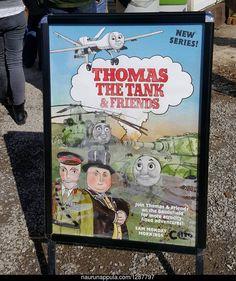 Thomas the tank & friends - hauskat kuvat - Naurunappula