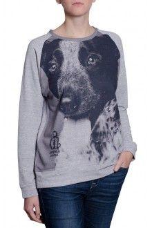Comprar Moletom Raglan Cachorro Ampara