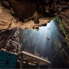 This has definitely been one of the most interesting places that I have been to! Batu Caves, Malaysia
