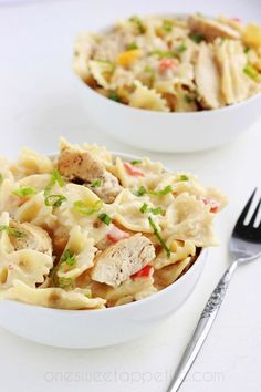 This Cheesecake Factory inspired Cajun chicken pasta is delicious and surprisingly simple to whip up!