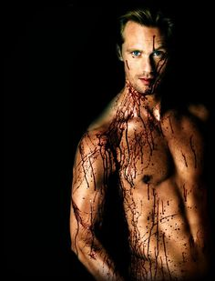 ✯ Eric Northman .. True Blood ✯ ughhhhh OMG and I thought he couldn't get any yummier ... my bad!