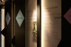 ALTHOFF-JAHR DINSLAKEN - AUSSTELLUNGSDESIGN | SZENOGRAFIE : PRINZTRÄGER | Rauminszenierung und Design with Bande – Für Gestaltung!