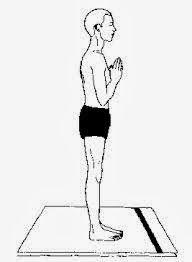 Yatna Yoga: Pranamasana - postura da prece