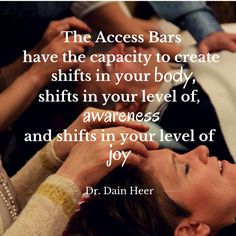 The Bars are very core of Access Consciousness.  Dr Dain Heer is facilitating a Bars Class May 5/6 for the first time in over two years! Would you like to spend the day with Dr. Dain Heer learning how to run Access Bars, receiving Access Bars and asking questions that allow you to shift and change anything with total ease? Sign up at: http://www.5daysofchange.com/access-bars
