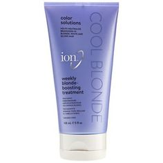 Ion Color Defense Weekly Blonde Boosting Treatment