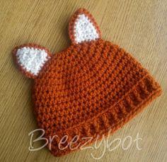 Renard En Crochet, Bonnet Enfant Crochet, Modèles De Crochet, Tricot Et  Crochet, db231ca2e27