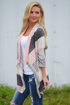 Think Of Me Fondly Cardigan - Ivory