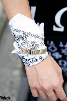 Bandana & Bracelet