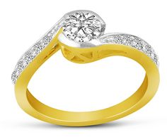 You can try the best and latest diamond rings with Kathana.