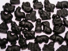 "The Netherlands are the no. 1 producer of salty liquorice candies called ""(boerderij)drop"" (farmer's liquorice). In Holland we all like some kind of 'drop'."