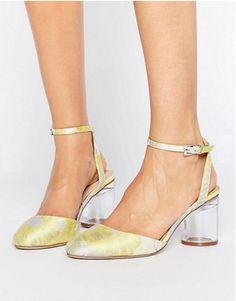 PAPAYA - Chaussures de mariage ornementées à talons - BeigeAsos jjQp5JlbAz