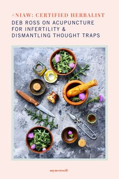 Certified Herbalist Deb Ross on Acupuncture for Infertility & Dismantling Thought Traps
