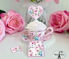 Complete the look of your Faux Cupcake display by DetourDuJour