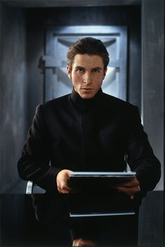 I wouldn't stand a chance if he was interrogating me. He would scare the sense out of me AND he is attractive as heck.
