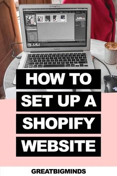 Learn how to set up a Shopify store in 10 easy steps. By the end of this step by step tutorial, you would have learned how to start Shopify store step by step from the ground up today. Read more inside. #shopify #shopifyforbeginners #shopifytips #shopifystore #onlinestore Boutique Stores, Easy, Boutiques, Clothing Boutiques