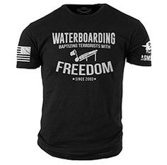 Grunt Style ASMDSS - Waterboarding with Freedom - HYDRA Tactical Supply