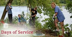 Want to make a big impact without a big time commitment? Read more about Carleton's Days of Service.