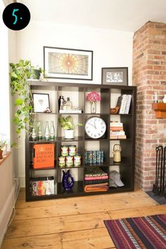 Kallax Shelf - 7 Must Have Ikea Products For Your Home - Creative Juice #UOonCampus #UOContest