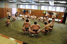 Oshima Beya Sumo Stable by AndySerrano.deviantart.com on @DeviantArt