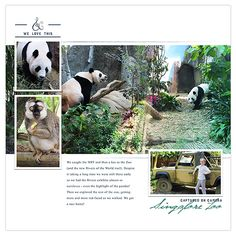 uk-singapore-52,  travel digital scrapbooking layout, vacation digital scrapbooking  layout