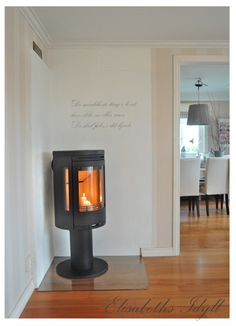 Elisabeths idyll: Lys & varme ♥