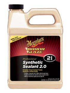 Meguiars M21 Mirror Glaze Synthetic Sealant 20  64 oz *** More info could be found at the image url.