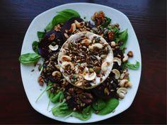 Kozi ser z orzechami i burakami » healthy plan by ann