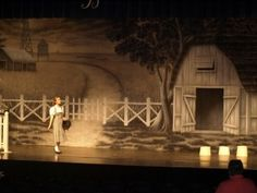 Jubilant Young Actors, The Wizard of Oz and Better Backdrops   TheatreWorld Backdrops
